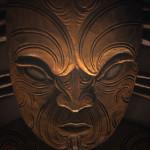 Pare Upoko -Ta Moko, Maori Tattoo, Whakairo, Maori Carvings, Paintings, Maori art in Waitomo New Zealand