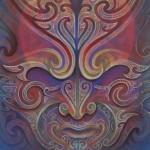 Statesman -Ta Moko, Maori Tattoo, Whakairo, Maori Carvings, Paintings, Maori art in Waitomo New Zealand