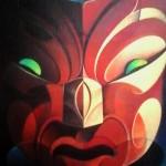 The Architect of Possibilities - Ta Moko Maori Tattoo Whakairo Maori Carvings Paintings Maori art in Waitomo New Zealand